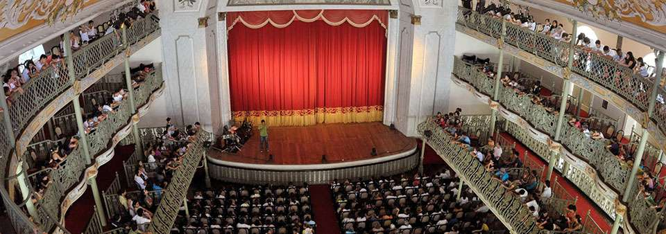 Theater José de Alencar | The Theater